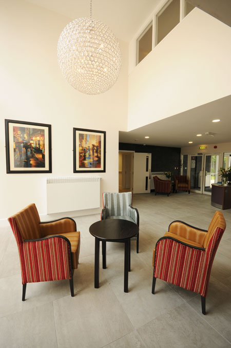 Leading Care Home Furniture Provider Dayex Completes New Precious Homes Ltd Refurbishment In